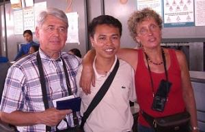 Une photo du nouvelle avec Mr et Mme DEVIL