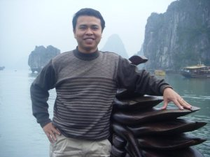 """Manequin de la baie d""""Halong"""