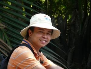 Mr Tu, guide francophone au Vietnam