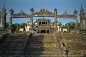 Mausolee de khai dinh