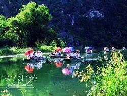 site ecotouristique Trang An