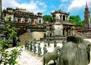 tombe de Khai Dinh