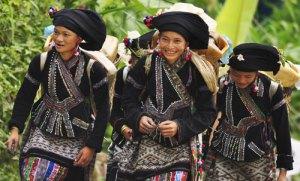 l'ethnie Lu