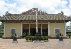 Duyet Thi Duong - theatre royal de Hue