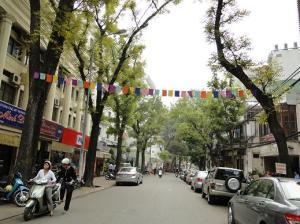 Rue de Hang Trong