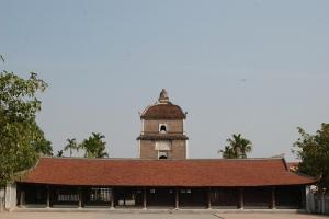 pagode de Dau. bac Ninh