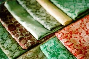 la soie de Van Phuc