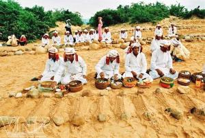 Ceremonie des Cham