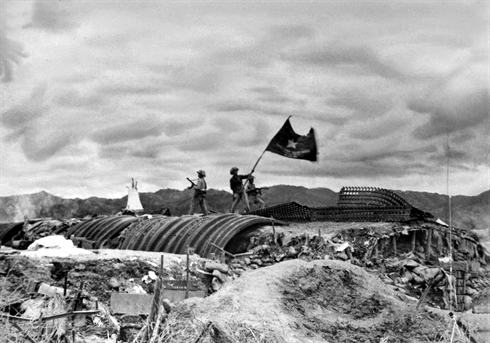 Bataille de Dien Bien Phu