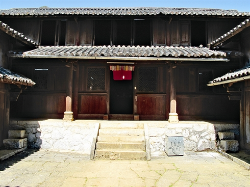 Palais du Roi Hmong