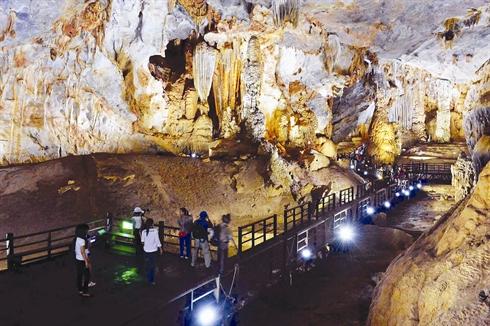 grotte de son dong - Quang Binh
