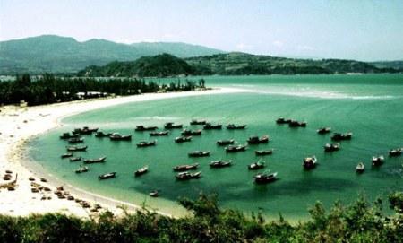 La-baie-de-Vung-Ro