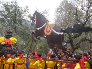 La fête Giong