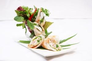 Rouleaux-de-printemps-au-foie-gras