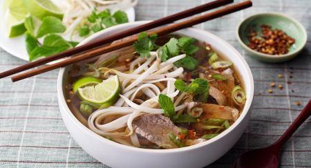 Vietnamese Beef Noodle Soup