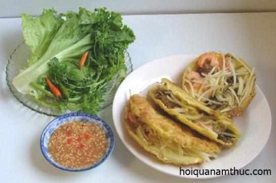 Chez Thuong Tu, une portion se sert à partir de 20 000 VND