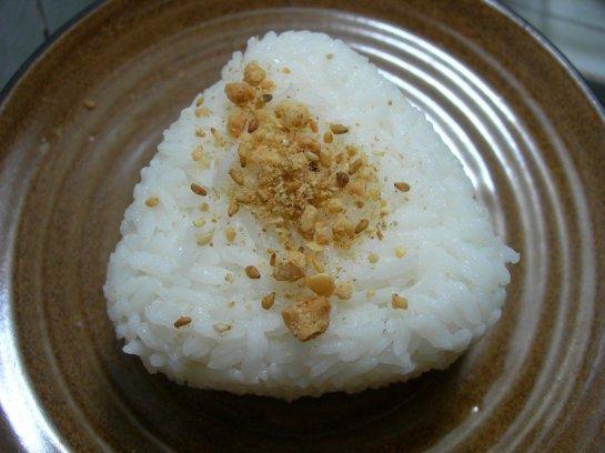 Simple à apporter, ce riz qui se se garde longtemps est un bon choix pour des gens occupés.