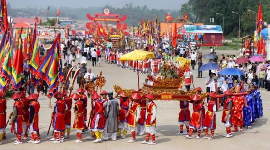 Le culte des Rois de Hùng