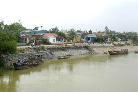 ancien village tuy loan da nang fleuve