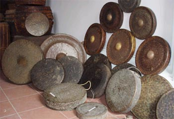 Les gongs de Tay Nguyen