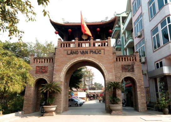 village soie van phuc hanoi