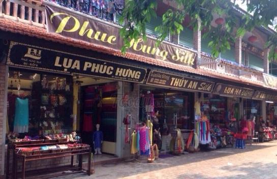 village soie van phuc