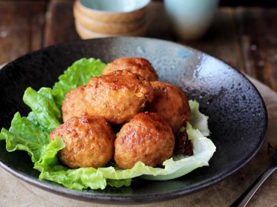 boulettes de porc à la vietnamienne