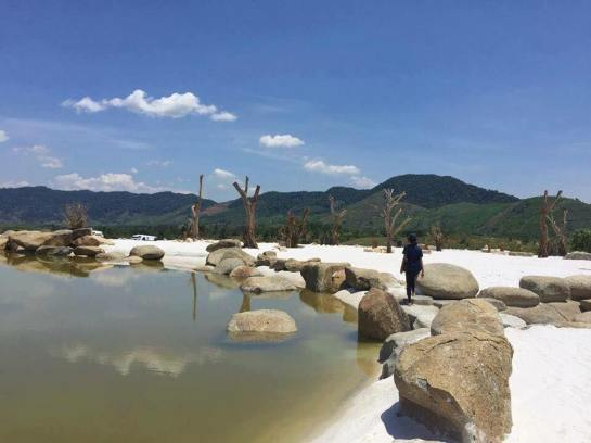 zone ecotouristique Mdrak