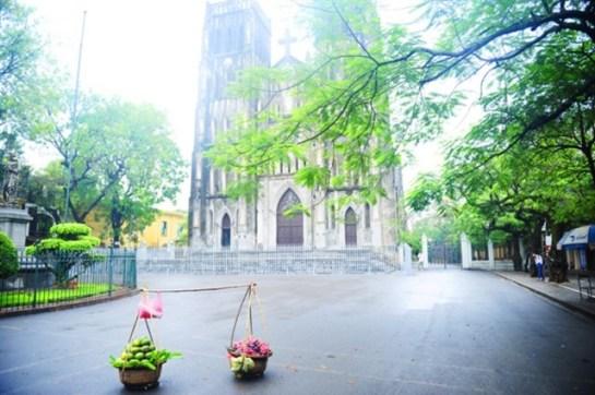 cathedrale hanoi 2
