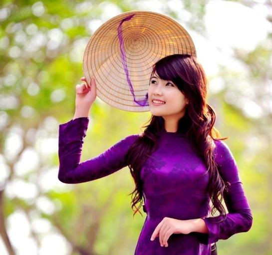 chapeau conique de hue