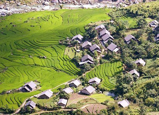 village ban ho