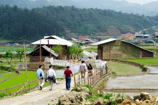 village ta phin