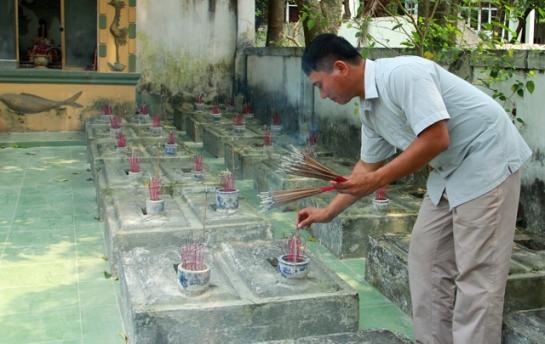 cimetiere des baleines du village canh duong