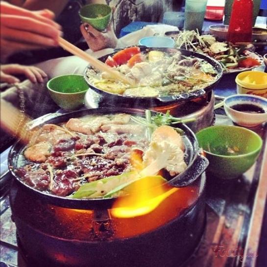 long nuong gam cau