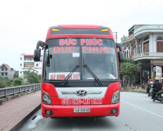 bus pour quang ninh