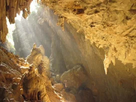 grotte mo luong