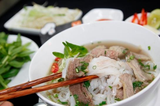 soupe pho cuisine vietnamienne exportation
