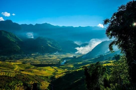 trek sapa nord vietnam village sin chai